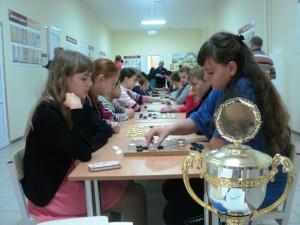 «Русские шашки» начались