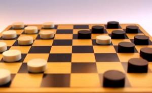 Второй тур шашечного турнира «Русские шашки»