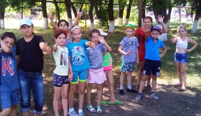 Затейники и Непоседы провожают лето